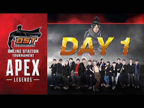 Online Station Tournament : Apex Legends Day 1