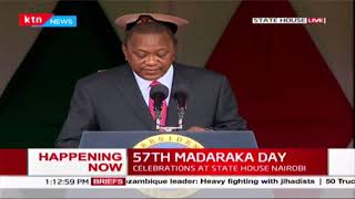 President Uhuru commends humble donation of KSH 500 by 11-year-old Zawadi Mutua to the COVID fund