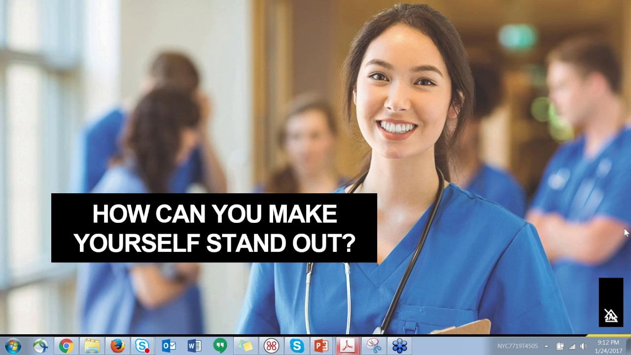 screenshot Unlocking the Secrets of Medical School Admission