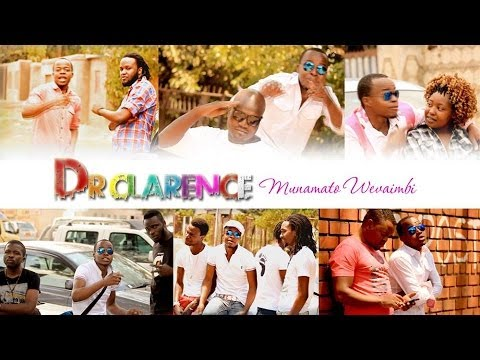 Dr Clarence with Sniper, Guspy, Quonfused, Lady B, Shinsoman, Ndiani waronga