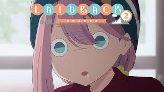 Laid-Back Camp Season 2 Episode 7 English Sub   Crunchyroll Clip: Anime Food Power