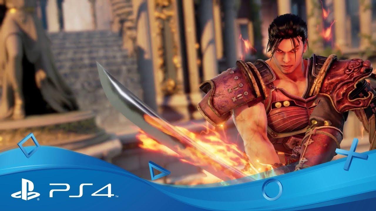 SoulCalibur VI arrive sur PS4 en 2018