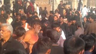 preview picture of video '10 Moharram in Jandiala Sher Khan 2013, Patr, 3'