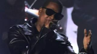REAL AS IT GETS: Young Jeezy F/Jay-Z. BET 2009 Hip Hop Awards HD AUDIO.
