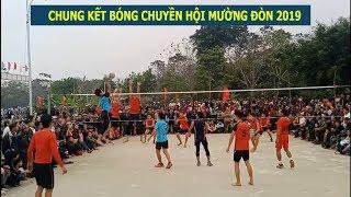 Chung kết bóng chuyền hội Mường Đòn Thành Mỹ -Thạch Thành 2019