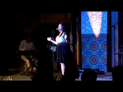 Farah Siraj @ Fundacion Tres Culturas, Sevilla - Spain