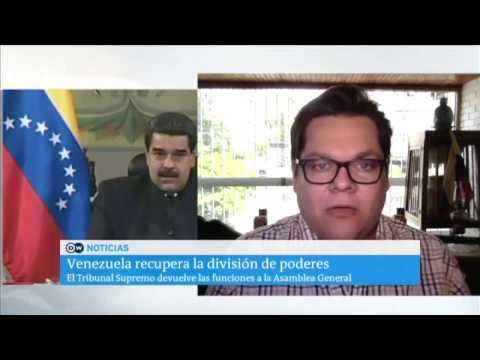 Tribunal Supremo venezolano tuvo que recular