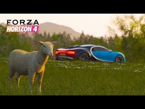 Forza Horizon 4 - Fails And Wins #1 (Funny Moments Compilation)