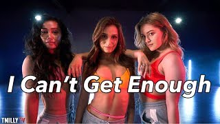 I Can't Get Enough by Benny Blanco, Selena Gomez, J Balvin and Rainy | Erica Klein Choreography