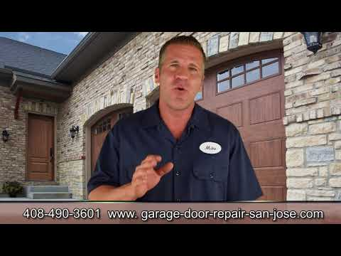 Call Today | Garage Door Repair San Jose, CA