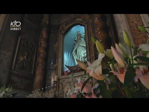 Messe de la fête de Notre-Dame de la Miséricorde à Ajaccio