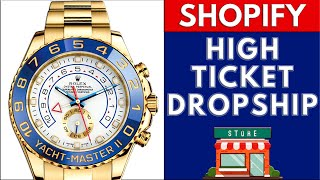 shopify high ticket items - Free video search site