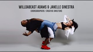 Willdabeast Adams & Janelle Ginestra Reel 2017