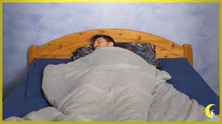Therapiedecke für besseren Schlaf? | Wissen + Erfahrungen mit Levia Gewichtsdecke