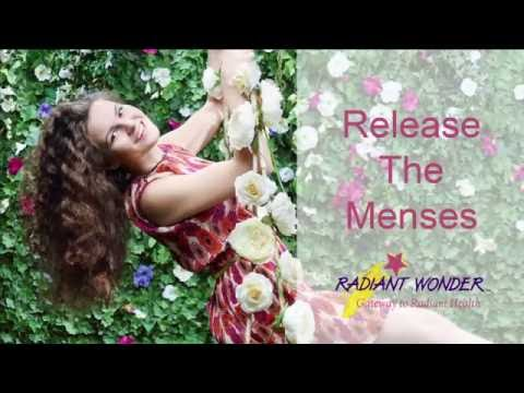 How To Release The Menses