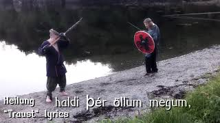 Heilung   Traust Lyrics