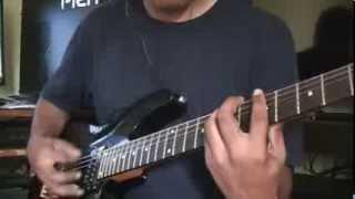 Signos - SodaStereo Cover (Guitarra)