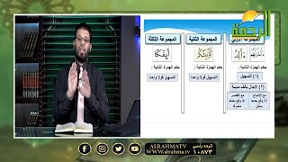 الإستفهام المكرر فى رواية ورش برنامج قرآن وقراءات مع فضيلة الشيخ محمد حسن