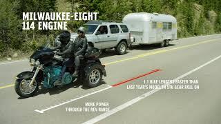 2019 Tri-Glide Ultra | Harley-Davidson
