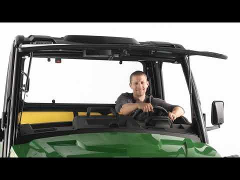 John Deere Gator XUV865M - film på YouTube