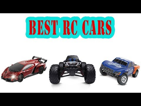 Top 5 Best RC Cars  –  Remote Control Car Review 2018