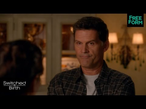 Switched at Birth 4.20 (Clip 'Family Discusses')