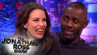 Liv Tylers Shocking First Scene After Delivering A Baby | The Jonathan Ross Show