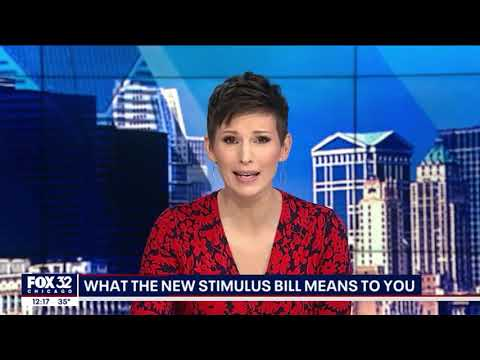 What the New Stimulus Bill Means for You and Businesses