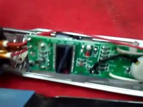 Plancha de pelo Remington (No calienta un lado) Reparacion