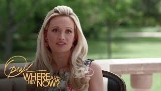 """Holly Madison on Her """"Weird"""" Relationship with Kendra Wilkinson   Where Are They Now   OWN"""