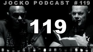 """Jocko Podcast 119 W/ Echo Charles: How To Live Life The Gentle Way. """"Mind Over Muscle"""""""