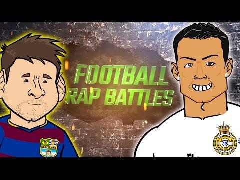 Messi vs Ronaldo Rap