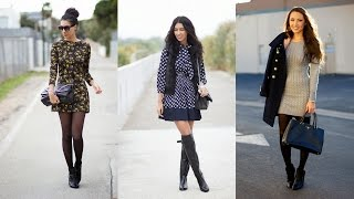 Long Sleeve Dresses For Stylish Fall And Winter