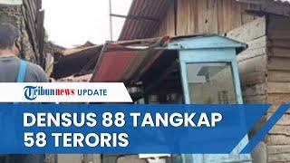 Densus 88 Antiteror Polri Tangkap 58 Anggota Teroris JI, Kini Sebut Masih Ada 1.600 Personel Aktif