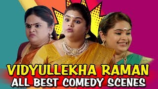 Vidyullekha Raman All Best Comedy Scenes | South Indian Hindi Dubbed Best Comedy Scenes - Download this Video in MP3, M4A, WEBM, MP4, 3GP