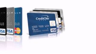 credit one bank - credit one
