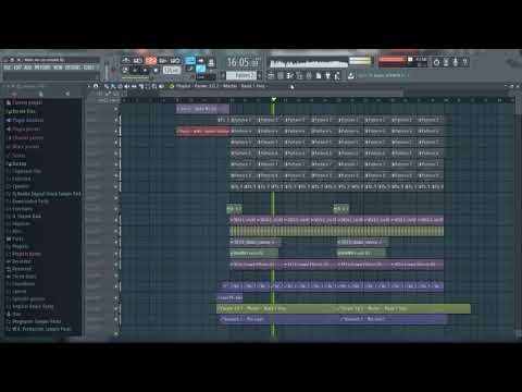 Avicii - Wake Me Up (Drop remake)