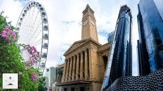 Brisbane Australia City Tour | Filmed In [6K] - Panasonic S1H