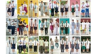 A last look at 24 S'pore school uniforms?