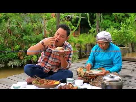 Video RAHASIA DAPUR NENEK - Mencicipi Masakan Khas Tenggarong Yang Mulai Punah (15/02/16) Part 1/3