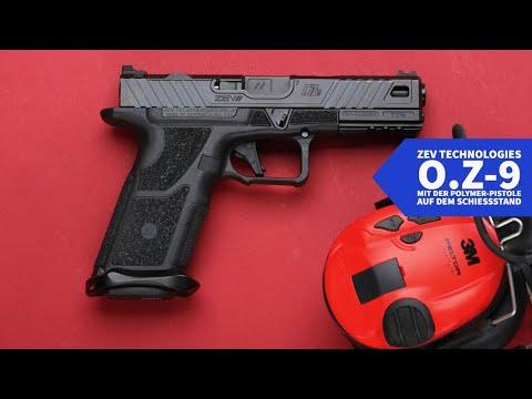 kurzwaffe: Test: ZEV Technologies O.Z-9 − was kann die erste Komplett-Pistole des GLOCK-Tuners?