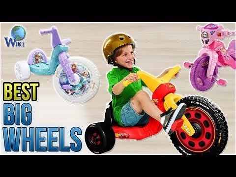 9 Best Big Wheels 2018