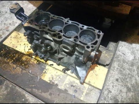 Фото к видео: GEELY MK - рассказ о моторе. Ремонтировать или купить новый?!!
