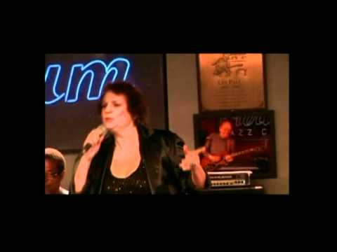 Elli Fordyce Quartet at Iridium 2010 - It Could Happen To You