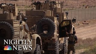 U.S. Troops Who Came Under Fire From Russian Mercenaries Prepare For More Attacks | NBC Nightly News - Video Youtube