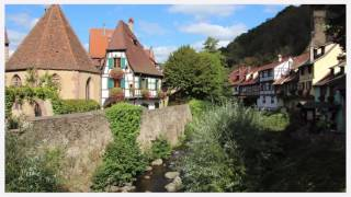 LifeinourVan visit the Alsace Region - Kaysersberg