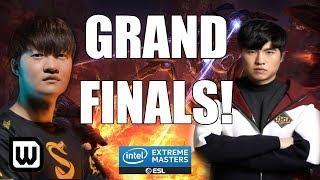 IEM Katowice 2019 Starcraft 2 Grand Finals! SoO (Zerg) Vs Stats (Protoss)