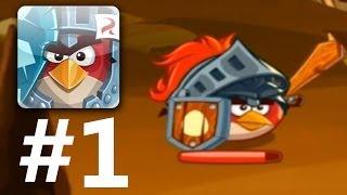 Angry Birds Epic RPG   Part 1 [Walkthrough] Gameplay
