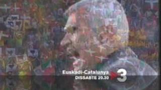 Anuncio partido Euskal Herria - Catalunya (TV3)