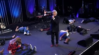 Benny Hinn   Heavy Anointing Of The Holy Spirit